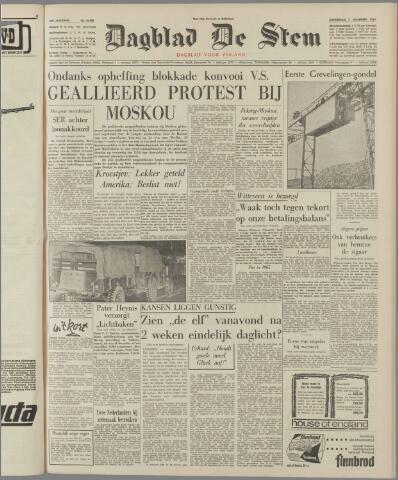 de Stem 1963-11-07