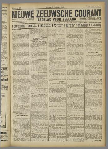 Nieuwe Zeeuwsche Courant 1922-02-10