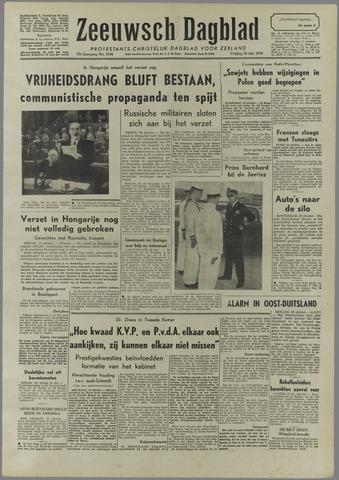 Zeeuwsch Dagblad 1956-10-26