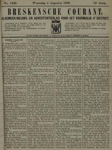 Breskensche Courant 1909-08-04