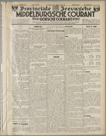 Middelburgsche Courant 1934-05-07