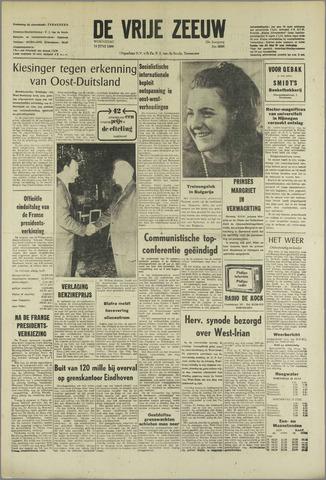 de Vrije Zeeuw 1969-06-18