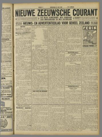 Nieuwe Zeeuwsche Courant 1927-06-16