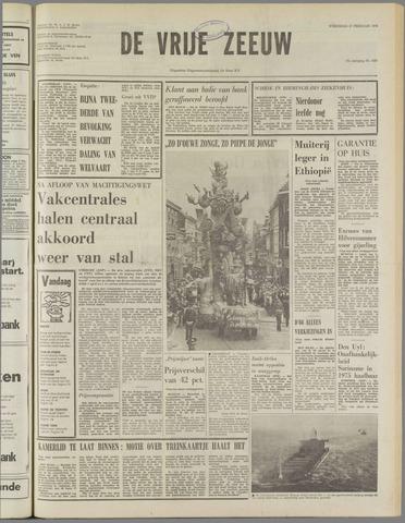 de Vrije Zeeuw 1974-02-27