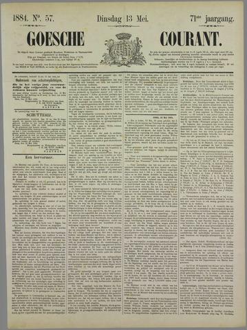 Goessche Courant 1884-05-13