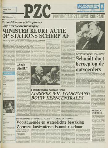 Provinciale Zeeuwse Courant 1977-09-16