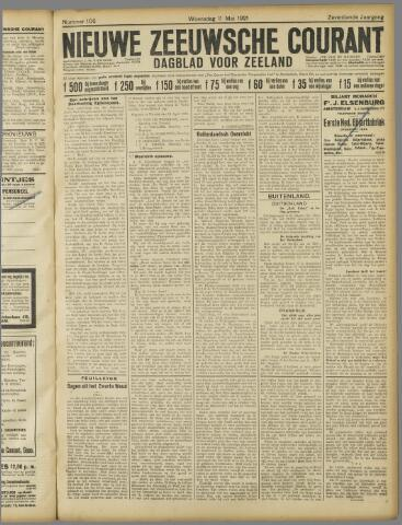 Nieuwe Zeeuwsche Courant 1921-05-11