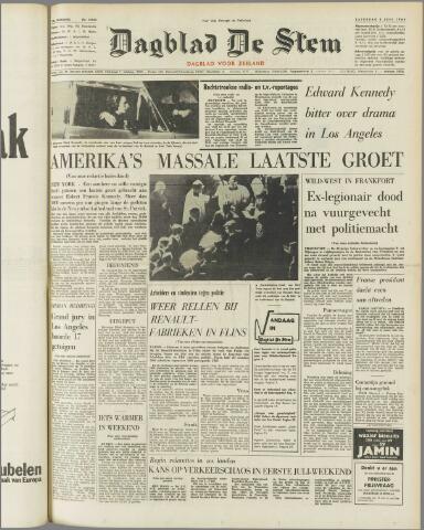 de Stem 1968-06-08