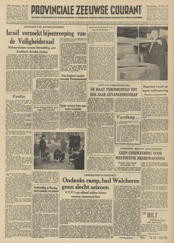 Provinciale Zeeuwse Courant 1954-03-25