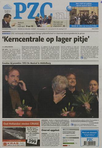 Provinciale Zeeuwse Courant 2011-02-02