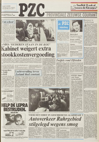 Provinciale Zeeuwse Courant 1985-01-19