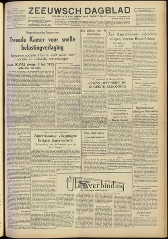 Zeeuwsch Dagblad 1954-11-10