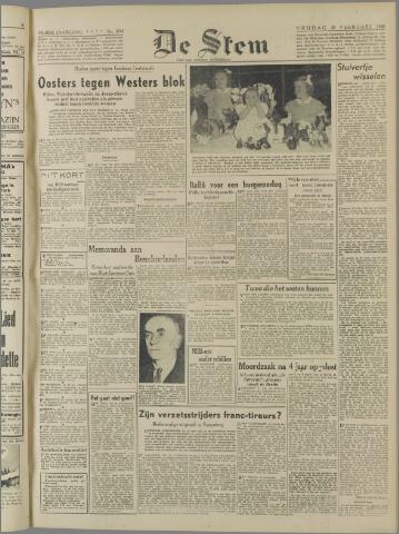 de Stem 1948-02-20