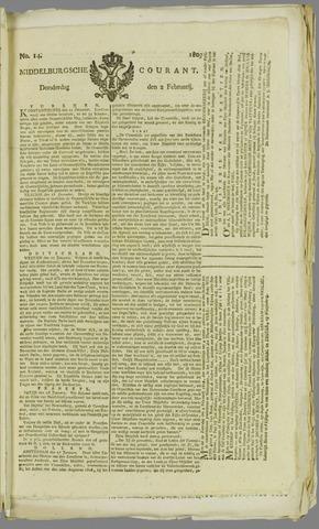 Middelburgsche Courant 1809-02-02