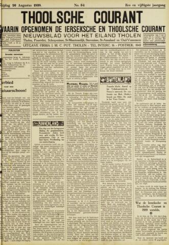 Ierseksche en Thoolsche Courant 1938-08-26