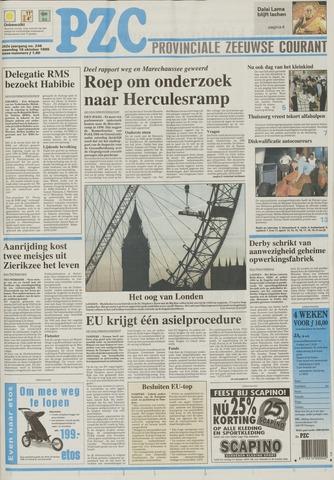 Provinciale Zeeuwse Courant 1999-10-18
