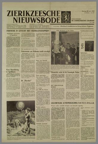 Zierikzeesche Nieuwsbode 1963-05-28