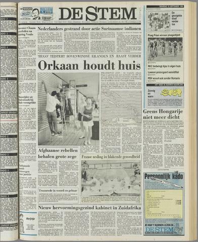 de Stem 1989-09-18