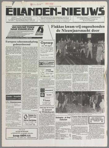 Eilanden-nieuws. Christelijk streekblad op gereformeerde grondslag 1986