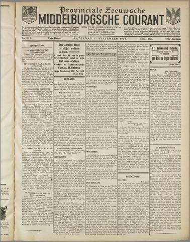 Middelburgsche Courant 1930-09-13