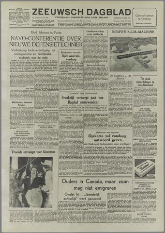 Zeeuwsch Dagblad 1956-01-28