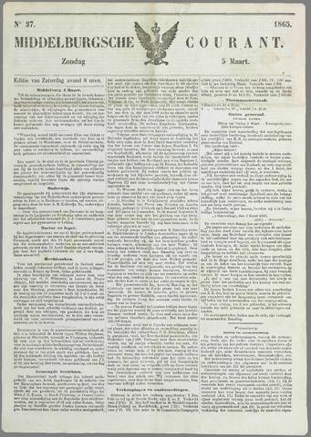 Middelburgsche Courant 1865-03-05