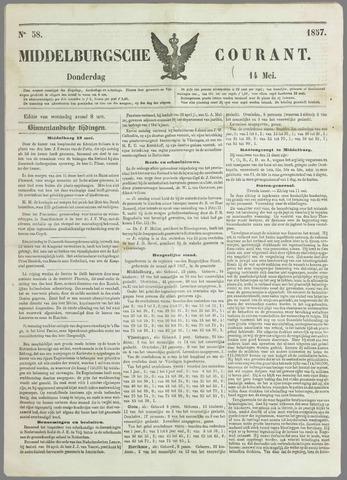 Middelburgsche Courant 1857-05-14