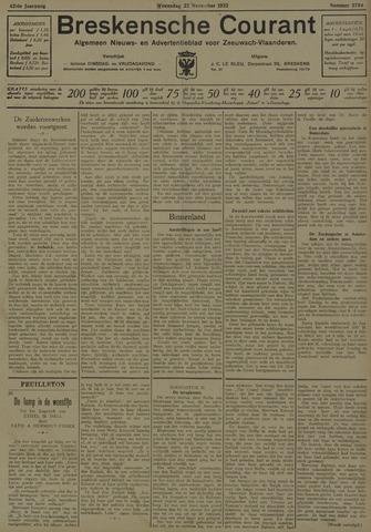 Breskensche Courant 1932-11-23