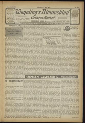 Zeeuwsch Nieuwsblad/Wegeling's Nieuwsblad 1929-05-17