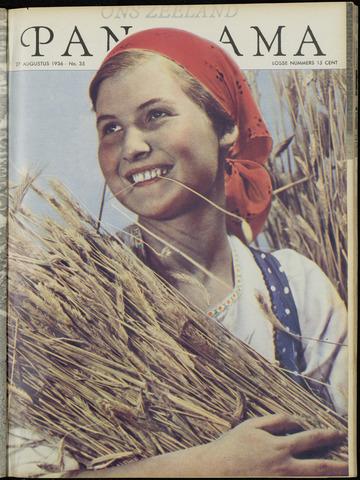 Ons Zeeland / Zeeuwsche editie 1936-08-27