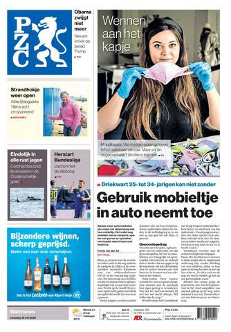 Provinciale Zeeuwse Courant 2020-05-18