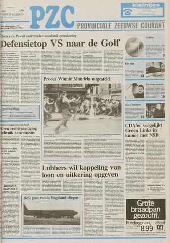 Provinciale Zeeuwse Courant 1991-02-06