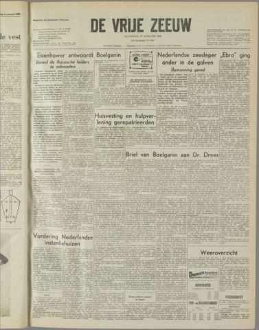 de Vrije Zeeuw 1958-01-13