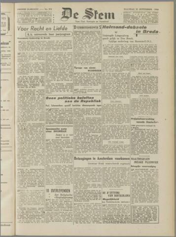 de Stem 1946-09-23