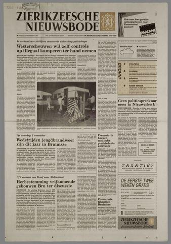 Zierikzeesche Nieuwsbode 1991-11-01