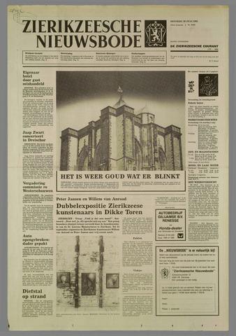 Zierikzeesche Nieuwsbode 1985-07-30