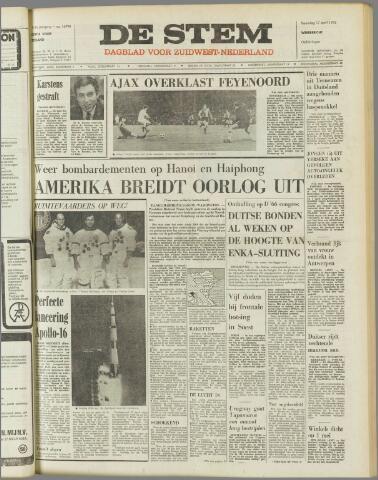 de Stem 1972-04-17