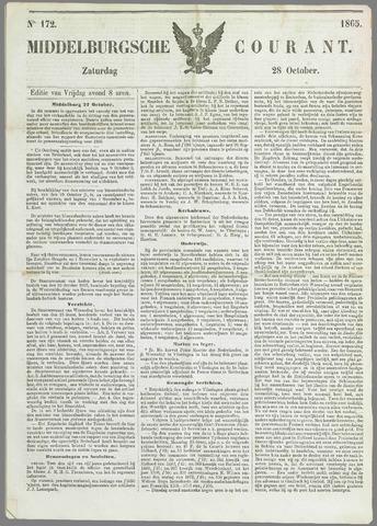 Middelburgsche Courant 1865-10-28