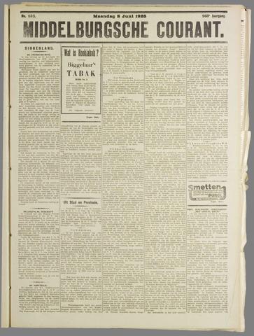 Middelburgsche Courant 1925-06-08