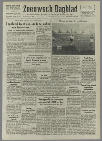 Zeeuwsch Dagblad 1956-03-15