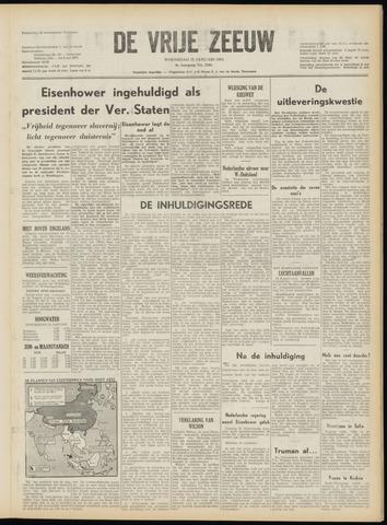 de Vrije Zeeuw 1953-01-21