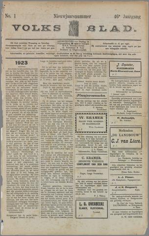 Volksblad 1923
