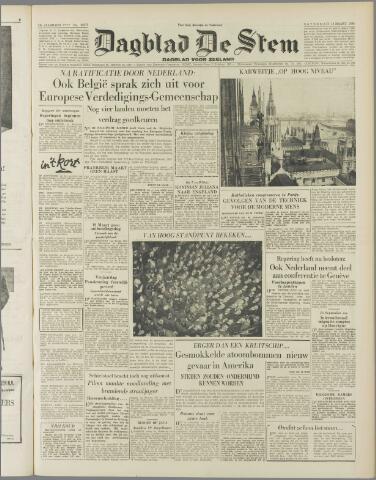 de Stem 1954-03-13