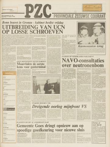Provinciale Zeeuwse Courant 1978-03-11