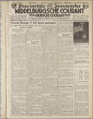 Middelburgsche Courant 1936-01-28