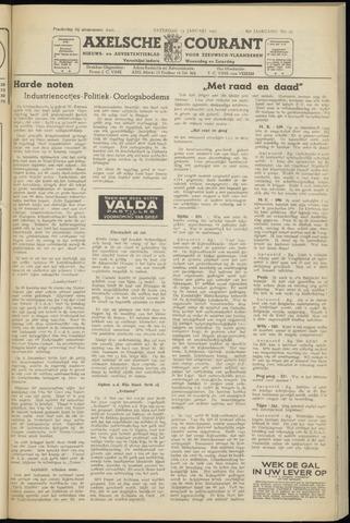Axelsche Courant 1951-01-13