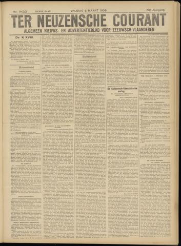 Ter Neuzensche Courant. Algemeen Nieuws- en Advertentieblad voor Zeeuwsch-Vlaanderen / Neuzensche Courant ... (idem) / (Algemeen) nieuws en advertentieblad voor Zeeuwsch-Vlaanderen 1936-03-09