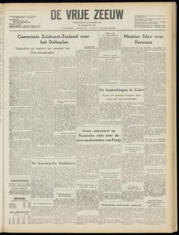 de Vrije Zeeuw 1955-01-27