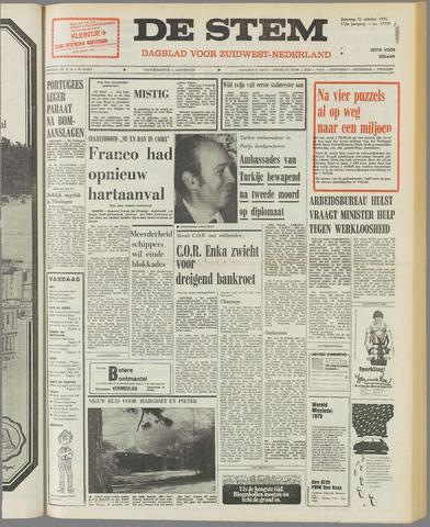 de Stem 1975-10-25