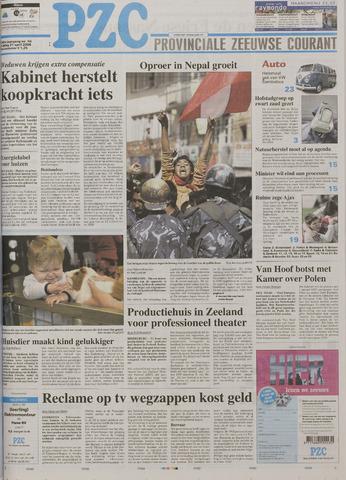 Provinciale Zeeuwse Courant 2006-04-21